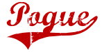 Pogue (red vintage)