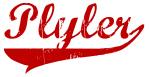 Plyler (red vintage)