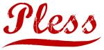 Pless (red vintage)