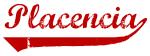 Placencia (red vintage)