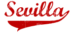 Sevilla (red vintage)