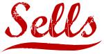 Sells (red vintage)