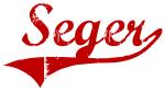 Seger (red vintage)
