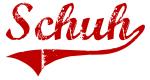 Schuh (red vintage)