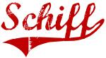 Schiff (red vintage)