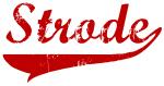 Strode (red vintage)