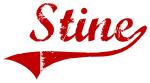 Stine (red vintage)