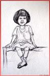 Lilltle child art
