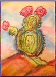 Cactus! Southwest art!