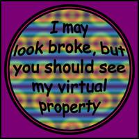VIRTUAL PROPERTY T-SHIRTS & GIFTS