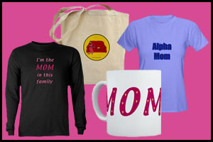 MOTHERS DAY T-SHIRTS & GIFTS