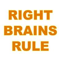 RIGHT BRAIN T-SHIRTS AND LEFT-HANDED GIFTS