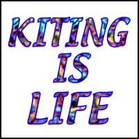 KITING IS LIFE T-SHIRTS & GIFTS