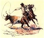 Americana Cowboy Roping