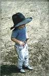 Little Cowpoke in Denim