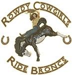 Rowdy Cowgirl