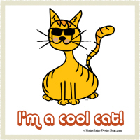 Cool Cat Podge