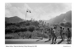 Makua 1976: Stop the Bombing