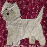 Quilted Cairn Terrier