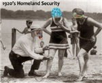 1920's Homeland security!! Constitution what's tha