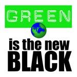 Green is the New Black T-Shirts & Gifts