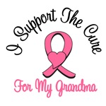 I Support The Cure For My Grandma T-Shirts