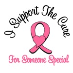 I Support The Cure For Someone Special T-Shirts