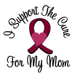 I Support The Cure Myeloma (Mom) T-Shirts