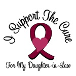 I Support The Cure Myeloma (D-I-L) T-Shirts