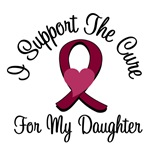 I Support The Cure Myeloma (Daughter) T-Shirts