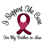 I Support The Cure Myeloma (B-I-L) T-Shirts