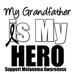 Melanoma Hero (Grandfather) T-Shirts & Gifts