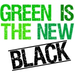 Green is The New Black Tees, Shirts & Gifts