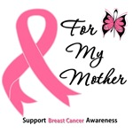 Breast Cancer For My Mother Shirts & Gifts