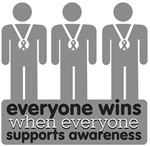 Everyone Wins When Everyone Supports Awareness
