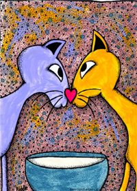 Deana Riddle's Meow Love