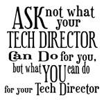 Ask Not Tech Director