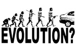 Evolution of Pumping Gas T-shirts