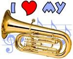 I Love My Tuba