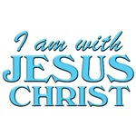 I am with Jesus Christ