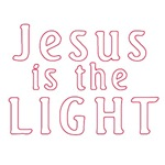 Jesus is the light (2)