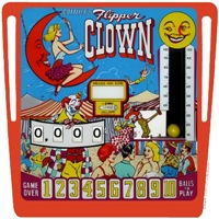 Gottlieb&reg; Flipper Clown