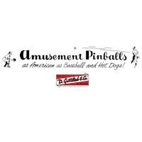 Gottlieb® Amusement Pinballs Logo
