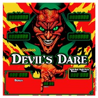 Gottlieb&reg; Devil's Dare