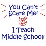 You Can't Scare Me Middle