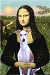MONA LISA<br>With Whippet #8