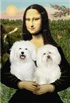 MONA LISA<br>& 2 Bolognese