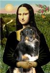 MONA LISA<br>& Australian Shepherd