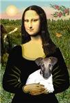 MONA LISA<br>& Smooth Fox Terrier