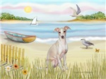 ROWBOAT<br> & Italian Greyhound